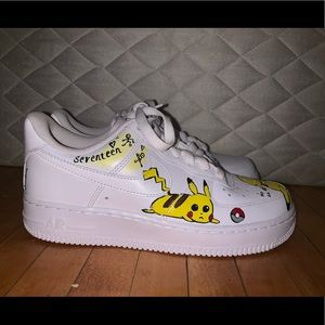 Air Force 1 Pokémon size 6